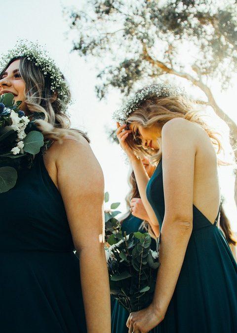 Les tendances en matière de robe de demoiselles d'honneur
