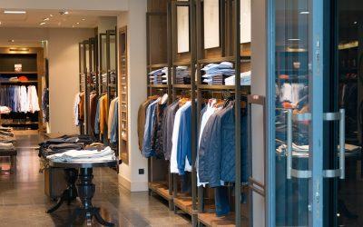 L'éclairage : un élément essentiel dans un commerce de vêtements