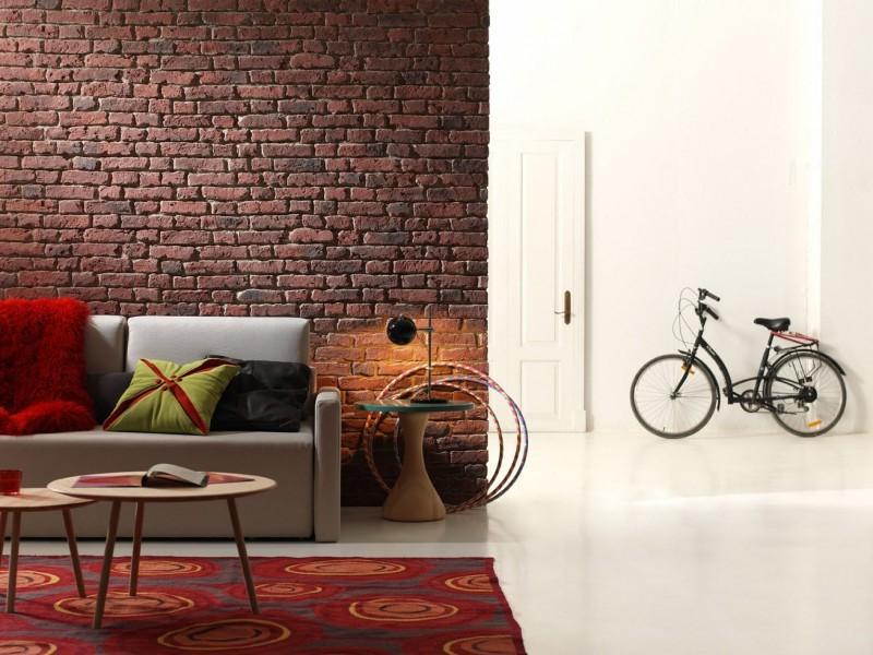 Habiller les murs avec des plaquettes de parement pour une décoration originale