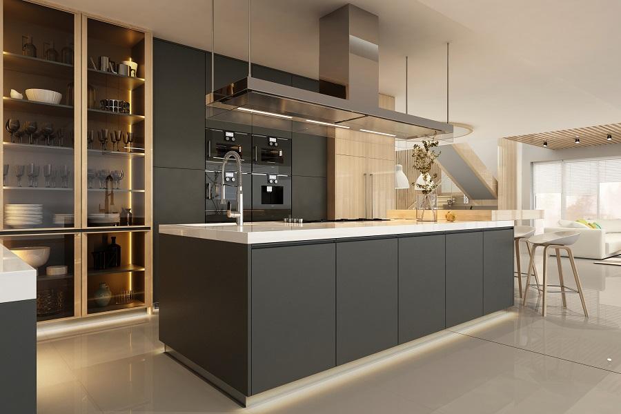 7 idées de décoration pour les cuisines modernes